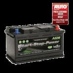 Intact Start Stop Power AGM Batterie Test und vergleich - Autobatterie